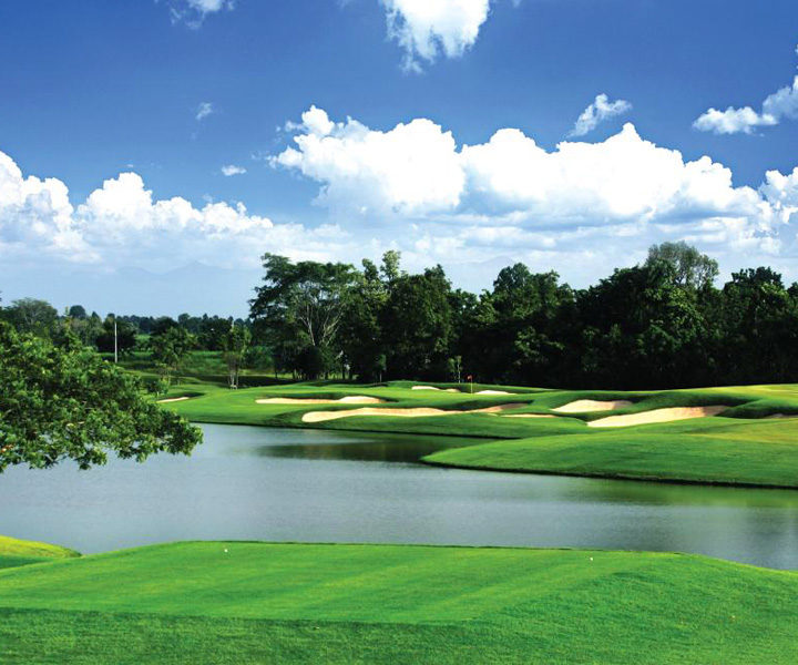 Chiang Mia Golf Tour